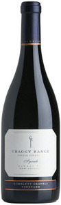 Craggy Range Gimblett Gravels Syrah 2010 Bottle