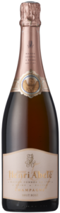 Henri Abelé Traditionnel Rosé Brut, Champagne Bottle
