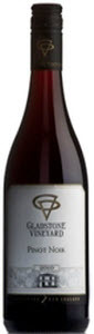 Gladstone Vineyard Pinot Noir 2009, Wairarapa Bottle
