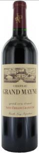 Château Grand Mayne 2010, Ac St Emilion Grand Cru Classé Bottle