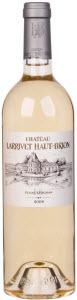 Château Larrivet Haut Brion Blanc 2010, Ac Pessac Léognan Bottle