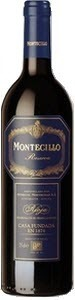 Montecillo Reserva 2007, Rioja Bottle