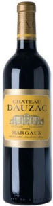 Château Dauzac 2010, Ac Margaux Bottle