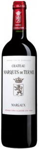 Château Marquis De Terme 2010, Ac Margaux Bottle