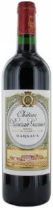 Château Rauzan Gassies 2010, Ac Margaux Bottle