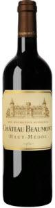 Château Beaumont 2010, Ac Haut Médoc Bottle