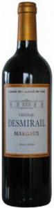 Château Desmirail 2010, Ac Margaux Bottle