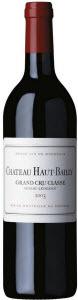 Château Haut Bailly 2010, Ac Pessac Léognan Bottle