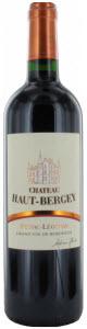 Château Haut Bergey 2010, Ac Pessac Léognan Bottle
