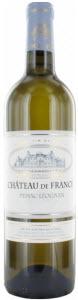Château De France Blanc 2010, Ac Pessac Léognan Bottle