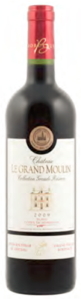 Château Le Grand Moulin 2009, Ac Blaye Côtes De Bordeaux Bottle