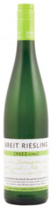 Manfred Breit Riesling 2011, Qualitätswein Bottle