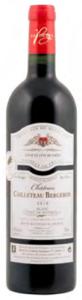 Château Cailleteau Bergeron 2010, Ac Blaye Côtes De Bordeaux Bottle