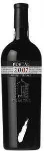 Quinta Do Portal Vintage Port 2007, Doc Douro Bottle