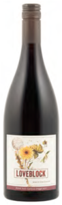 Loveblock Pinot Noir 2011, Central Otago, South Island Bottle