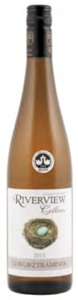 Riverview Cellars Gewurztraminer 2011, VQA Niagara River Bottle