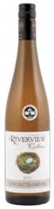 Riverview Cellars Gewurztraminer 2011, VQA Niagara River Bottle