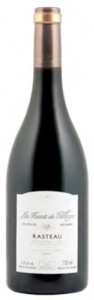Cave De Rasteau Ortas Les Hauts Du Village Rasteau Côtes Du Rhône Villages 2007, Ac Bottle