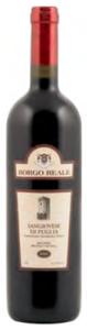 Borgo Reale Sangiovese (Kpm) 2011, Igt Puglia Bottle