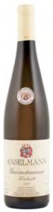 Anselmann Gewürztraminer Kabinett 2011, Prädikatswein Bottle