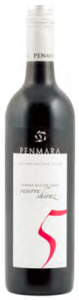 Penmara Reserve Shiraz 2009, Orange, New South Wales Bottle