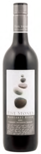 Five Stones Reserve Cabernet Sauvignon (Kpm) 2010, Margaret River Bottle