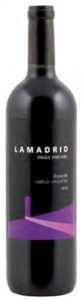 La Madrid Single Vineyard Bonarda 2010, Agrelo, Luján De Cuyo, Mendoza Bottle