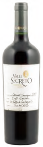 Valle Secreto First Edition Cabernet Sauvignon 2009, Cachapoal Valley Bottle
