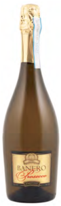 Banero Extra Dry Prosecco (Kpm), Doc, Veneto, Italy Bottle