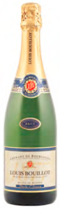 Louis Bouillot Perle D'ivoire Brut Blanc De Blancs Crémant De Bourgogne, Méthode Traditionnelle, Ac, Burgundy, France Bottle