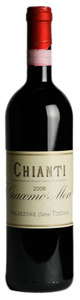 Giacomo Mori Chianti 2009, Docg Bottle
