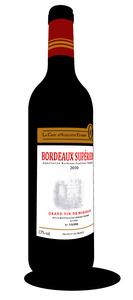 St Emilion Bordeaux La Cave D'augustin 2011 Bottle