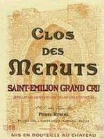 Clos De Menuts 2007 Bottle