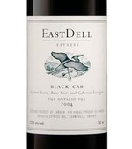 East Dell Black Cabernet 2010 Bottle