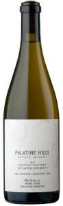 Palatine Hills Neufeld Vineyard Chardonnay 2010, VQA Niagara Lakeshore Bottle