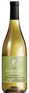 Stanners Chardonnay Lincoln Lakeshore 2010, VQA Lincoln Lakeshore Bottle