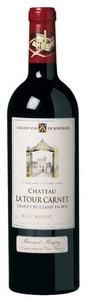 Château La Tour Carnet 2009, Ac Haut Médoc Bottle