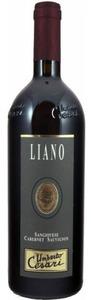 Umberto Cesari Liano Sangiovese/Cabernet Sauvignon 2009, Rubicone Bottle
