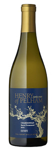 Henry Of Pelham Estate Chardonnay 2011, VQA Short Hills Bench, Niagara Peninsula Bottle