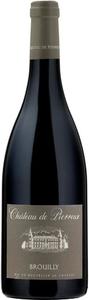 Château De Pierreux Brouilly 2011, Ac Bottle