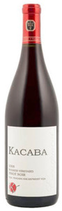Kacaba Wismer Vineyard Pinot Noir 2008, VQA Niagara Escarpment Bottle