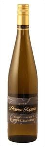 Thomas Fogarty Gewürztraminer 2010, Monterey County Bottle