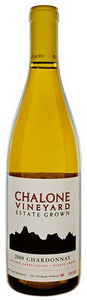 Chalone Monterey County Chardonnay 2010, Monterey County, Central Coast Bottle