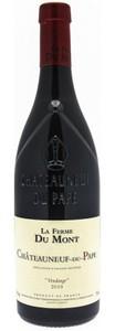 Le Ferme Du Mont Vendange Châteauneuf Du Pape 2010, Ac Bottle