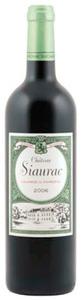 Château Siaurac 2006, Lalande De Pomerol Bottle