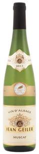 Jean Geiler Gold Medal Muscat D'alsace 2011, Ac Alsace Bottle