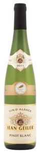 Jean Geiler Médaille Pinot Blanc 2011, Ac Alsace Bottle