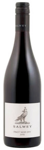 Salwey Dry Pinot Noir 2010, Qba Baden Bottle