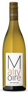 Malivoire Pinot Gris 2011, Beamsville Bench, Niagara Peninsula Bottle