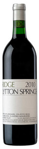 Ridge Lytton Springs 2009, Dry Creek Valley, Sonoma County Bottle